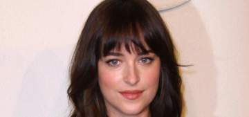 Was Dakota Johnson the best-dressed lady at the NYC Chanel show?