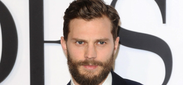 Jamie Dornan practiced stalking a woman in real life: 'It felt kind of exciting'
