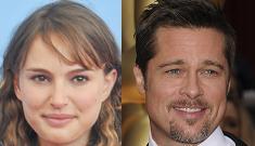 Brad Pitt & Natalie Portman will play lovers in just-announced film