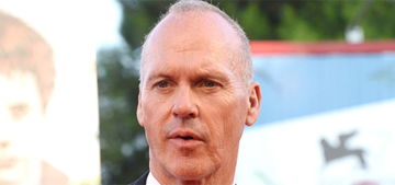 Michael Keaton does a Batman voice for 'SNL' promos: is he shading Bale?