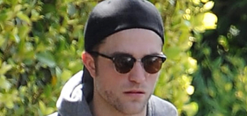 Sorry, Twihards: Robert Pattinson & FKA Twigs are reportedly engaged