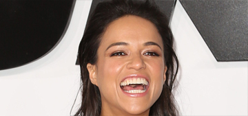 Michelle Rodriguez: 'I can't be the slut. I cannot just be the girlfriend'