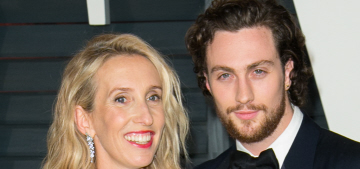 Aaron Taylor-Johnson knew he wanted kids with Sam as soon as they met