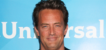 Matthew Perry: Millennials on the street are 'very confused by how old I look'