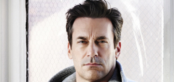 Jon Hamm: 'I sound like an old man standing on his lawn shaking his fist'
