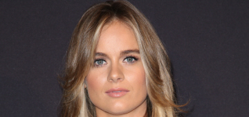 Cressida Bonas doesn't have a boyfriend: 'I'm a strong, independent woman'
