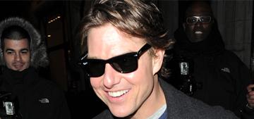 Tom Cruise hasn't seen Suri in a year & it won't happen anytime soon