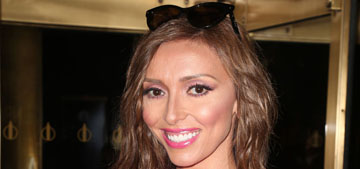 Giuliana Rancic is still talking about her weight: 'I don't think it looks attractive'