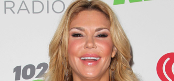 Brandi Glanville hits back: 'To the haters calling me fat – I'm 5'10 & 126 lbs'