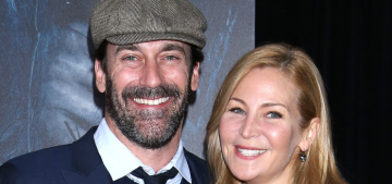 In Touch: Jennifer Westfeldt dumped Jon Hamm before he entered rehab?