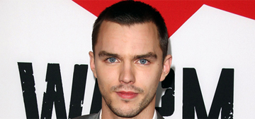 Nicholas Hoult & Dianna Agron have been 'casually dating' since October