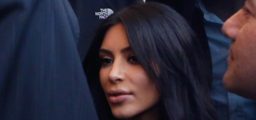 Kim Kardashian & Kanye West had North baptized in Jerusalem's Old City