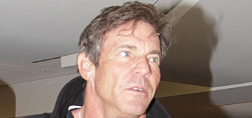 Dennis Quaid's on set 'blow me' freakout: Jimmy Kimmel stunt or real?