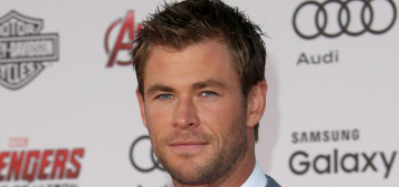 Chris Hemsworth & Elsa Pataky at the 'Ultron' premiere: loved up or over it?