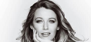 Blake Lively: 'Gossip Girl always felt a little personally compromising'