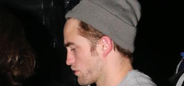 Robert Pattinson tried to dance at Coachella: embarrassing or fine?