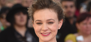 Carey Mulligan in Dior at the 'Madding Crowd' premiere: lovely or unflattering?