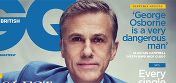 Christoph Waltz says he's not playing Bond villain Blofeld: is he fibbing?