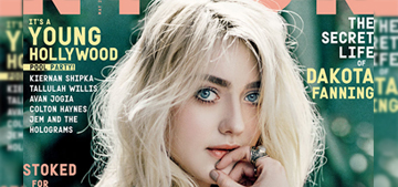 Dakota Fanning on Instagram: 'I don't want to live my life trying to get a photo'
