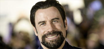 John Travolta would like Scientology critics to 'read a book' called 'Dianetics'