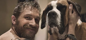 Tom Hardy on spirituality: 'I think it's necessary as you get older as a bloke'
