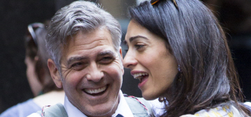 George Clooney 'prefers' to speak to Amal by phone rather than email