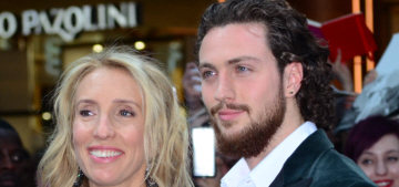 Aaron Taylor-Johnson on taking on his wife's name: 'It felt beautiful, it felt right'