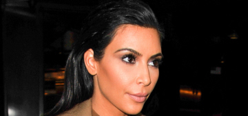 No shade: Kim Kardashian is saying all the right things about Bruce Jenner