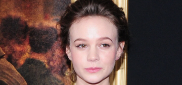 Carey Mulligan hates body-con clothes: 'I'm too self-conscious of my body'