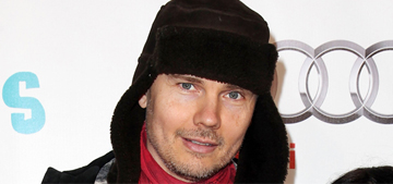 Billy Corgan took a full-time job as a pro wrestling producer & script writer