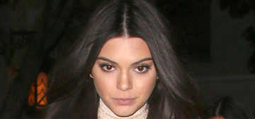 Kendall Jenner: 'You have no idea how many doors closed on me'
