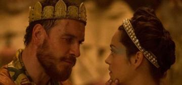 Michael Fassbender & Marion Cotillard look dirty, intense in 'Macbeth' stills