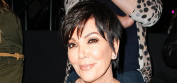 So, Kris Jenner blatantly lied about ABC not contacting her about Bruce, right?