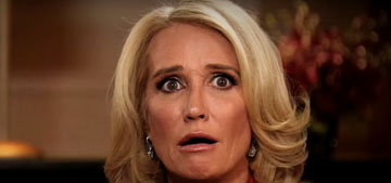 Kim Richards admits lying on RHOBH: 'I did have drinks a couple of other times'