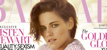 Kristen Stewart: 'Hollywood is disgustingly sexist. It's so offensive it's crazy'