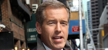 Brian Williams won't leave NBC News 'without a fight', he'll make it 'really ugly'