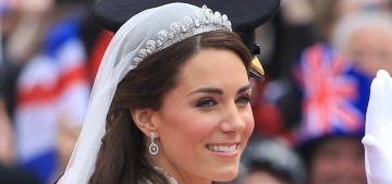 Will Duchess Kate give birth to the overdue royal baby on her anniversary?