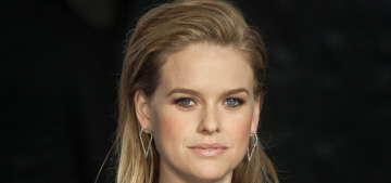 Alice Eve 'deeply apologizes' for her offensive rants about Bruce Jenner