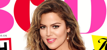 Khloe Kardashian on plastic surgery: 'If you want to do a tweak, I'm all for it'