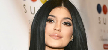 Are Kylie Jenner & Tyga 'taking a break' after the text scandal & tattoo?