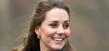 The Great Kate Wait 2.0: Was Duchess Kate lying about her due date?
