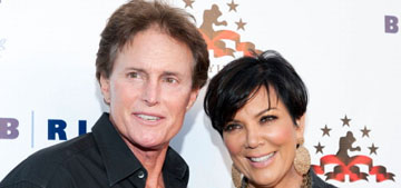 Kris & Bruce Jenner had 'don't ask, don't tell' thing, she 'thought it was a phase'