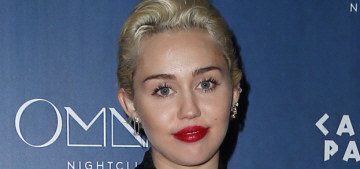 """Is Miley Cyrus getting some rebound action with ex Liam Hemsworth?"" links"