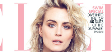 Taylor Schilling didn't sign up for 'this celebrity Kim Kardashian culture'
