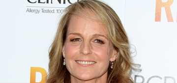 Helen Hunt: Aging in Hollywood isn't the problem, women are just 'f***ed'