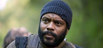 Chad Coleman of The Walking Dead & The Wire went out a loud rant on the subway
