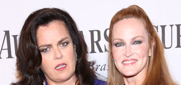 Rosie O'Donnell & Michelle Rounds' custody battle is getting messier
