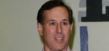 Rick Santorum on Bruce Jenner: 'If he says he's a woman, then he's a woman'