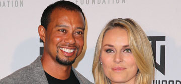 Tiger Woods and Lindsey Vonn have split up, they both claim it's 'mutual'