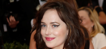Dakota Johnson & the other Chanel ladies at the Met Gala: fab or fug?
